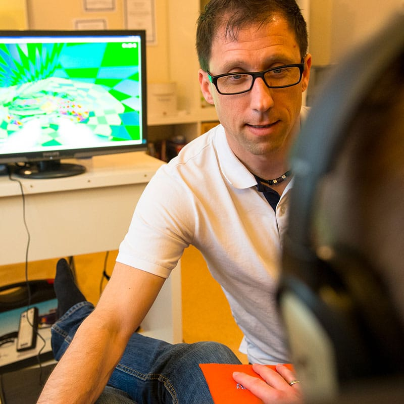 Neurofeedback Mobility